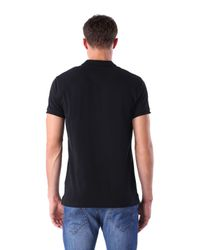 DIESEL - Black T-yoles-patch for Men - Lyst