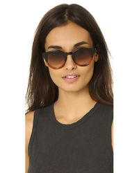 Sunday Somewhere | Black Soelae Sunglasses | Lyst
