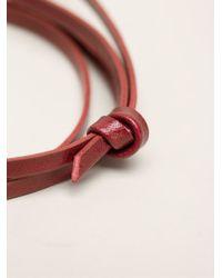 Miansai - Red Hook Bracelet for Men - Lyst