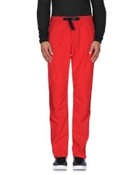 Colmar | Red Casual Trouser for Men | Lyst