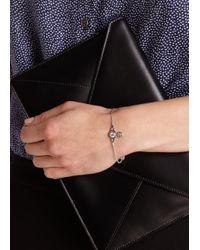 Vivienne Westwood | Metallic Nora Silver Tone Orb Bracelet | Lyst