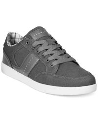 Sean John | Gray Beach Sneakers for Men | Lyst