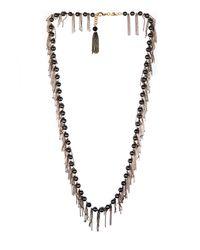 Rosantica By Michela Panero | Black California Onyx Necklace | Lyst