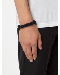 1-100 | Blue Rope Bracelet | Lyst