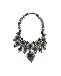 Erickson Beamon - Hello Sweetie Necklace - Black Multi - Lyst