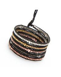 Nakamol | Multicolor Clovis Wrap Bracelet-mix | Lyst