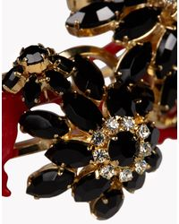 DSquared²   Red Cina Chow Armlet   Lyst