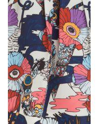 Mary Katrantzou - Multicolor Algernon Print Skirt - Lyst