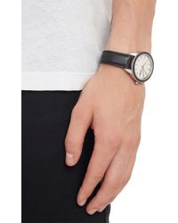 "Uniform Wares - Black 351/Br-02"" Watch for Men - Lyst"