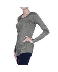 Pinko - Metallic Sweater - Lyst
