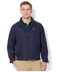 Polo Ralph Lauren - Blue Chester Packable Jacket for Men - Lyst