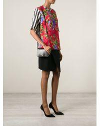 Dolce & Gabbana - Black Small Leather Cross-Body Bag - Lyst