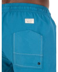 Racing Green | Blue Baildon Plain Swim Shorts for Men | Lyst