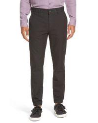 Vince | Gray 'city' Straight Leg Jogger Pants for Men | Lyst