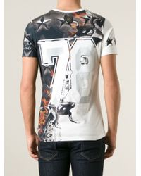 Philipp Plein - White Tomorrow T-Shirt for Men - Lyst
