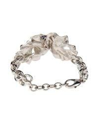 Tamara Akcay - Metallic Bracelet - Lyst