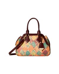 Vivienne Westwood | Natural Derby Mini Leather Bag | Lyst