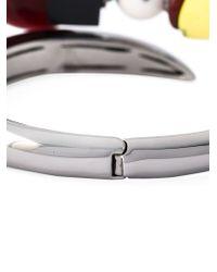 Eshvi | Metallic 'back To School' Bracelet | Lyst
