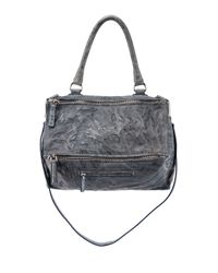 Givenchy - Blue Old Pepe Small Sheepskin Satchel - Lyst