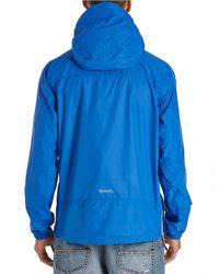 Bench | Blue Asymmetrical Half-zip Pullover for Men | Lyst