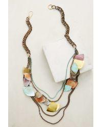 Sibilia | Blue Carnelian Bay Necklace | Lyst