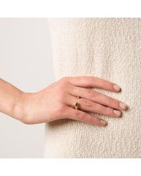 Kelly Wearstler | Metallic Anza Ring | Lyst