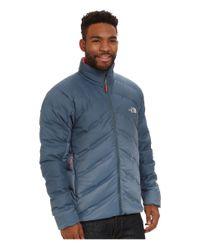 The North Face | Blue Fuseform™ Dot Matrix Down Jacket for Men | Lyst