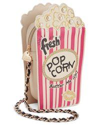Betsey Johnson - Multicolor Popcorn Crossbody - Lyst