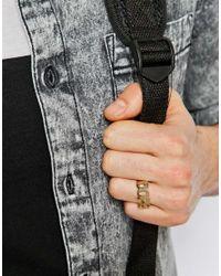 ASOS - Metallic Ring with Dope for Men - Lyst