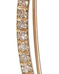 Loren Stewart - White-Diamond & Yellow-Gold Earrings - Lyst