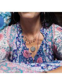 Melissa Joy Manning   Metallic Brass Charm Necklace   Lyst