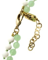 Rosantica - Green Himalaya Opal and Agate Tassel Necklace - Lyst