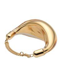 Chloé | Metallic Bracelet | Lyst