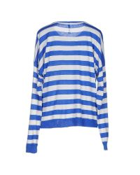 Pepe Jeans - Blue Jumper - Lyst