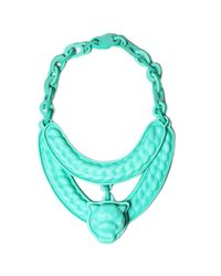 EK Thongprasert - Green Mint Jaguar Necklace - Lyst