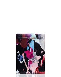 kate spade new york - Multicolor Cedar Street Hazy Floral Passport Holder - Lyst