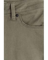 Burberry Brit - Natural Skinny Jeans - Green - Lyst