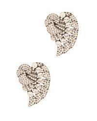 Jenny Packham - Metallic Orion Earrings - Lyst