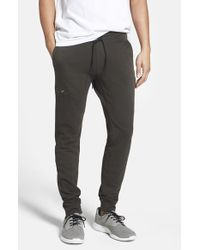 Jeremiah | Black 'frazier' French Terry Jogger Pants for Men | Lyst