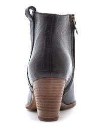 Madewell | Billie Boots Black | Lyst