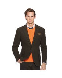 Polo Ralph Lauren - Brown Bedford Herringbone Sport Coat for Men - Lyst