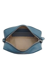 Mulberry | Blue Blossom Perforated Nappa Shoulder Bag | Lyst