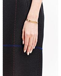 Jem - Metallic Jem Women's Voids Xs Bracelet From Aw15 In Yellow Gold - Lyst