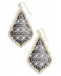 Kendra Scott - Metallic 'mystic Bazaar - Adair' Earrings - Lyst