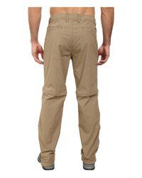 Marmot - Natural Transcend Convertible Pant for Men - Lyst