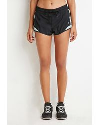 Forever 21 | Black Active Running Shorts | Lyst