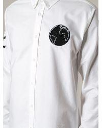 Soulland - White 'Lyderik' Shirt for Men - Lyst