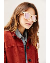 Quay - Natural X Amanda Steele Envy Sunglasses - Lyst