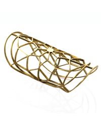 Pamela Love | Metallic Window Cuff | Lyst