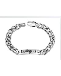 Guess | Metallic Unchained Bracelet | Lyst